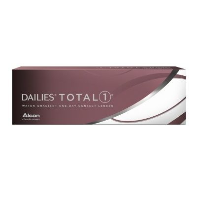 Dailies (Alcon) Total 1 (30 линз)