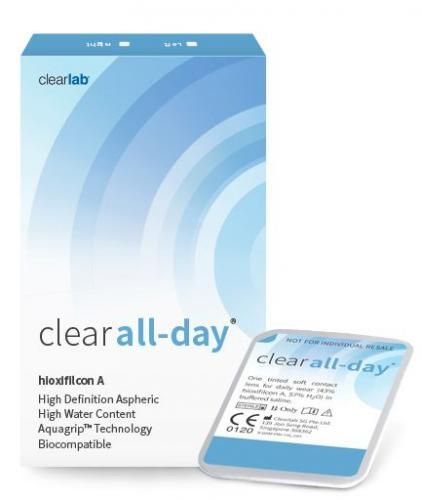 Clearlab Clear All-day (6 линз)