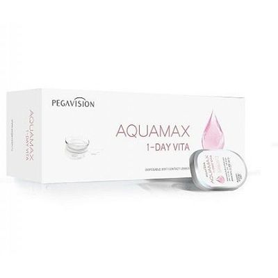 Pegavision Aquamax 1-Day Vita (30 линз)